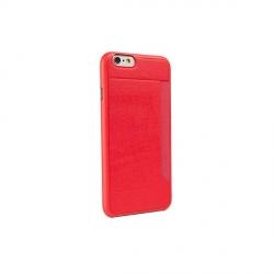 Накладка Ozaki O!coat-0.3+Pocket для Apple iPhone 6 Red