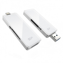 Накопитель Silicon Power xDrive Z30 Lightning/USB 3.0 32GB