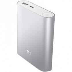 Внешний аккумулятор Xiaomi Power Bank copy 10400 mAh Silver